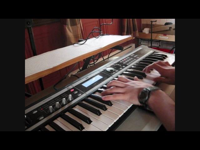 Rick Wakeman Awesome Keyboard Solo