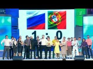 КВН 2012 Спецпроект - Российские города - Финальная песня