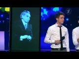 КВН 2012 Высшая лига 1/2 Факультет Журналистики - КОП