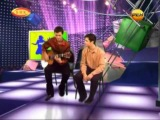 Сергей Дедов и Александр Абакумов- кефирный регги (на БИК ТВ)