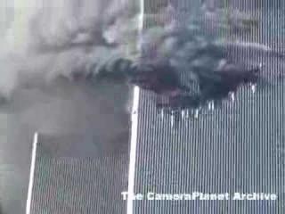 промальп Альпинисты на Башнях-Близнецах 11 сентября 2001 НЛО UFO