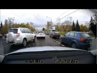 Подборка ДТП с регистратора-Октябрь .2012.DTP-(1)