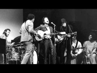 The Band & Bob Dylan - I Ain't Got No Home (Carnegie Hall 1968)