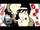 Kick in teeth! - Drrr AMV