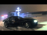 2UZ-fe Supercharged Supra Drifting Attack