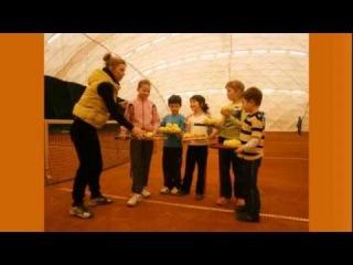 Теннис Одесса Престиж НАШИ ДЕТИ март 2013