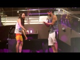 Michael Phelps vs Steve Aoki Sol Republic PREVIEW