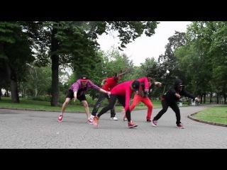 Dancehall choreo by Nastya Bermus song:Calado