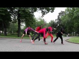 Dancehall choreo by Nastya Bermus song:Calado