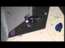 Video-resumen de la Copa del mundo de escalada. Barcelona Noviembre 2011