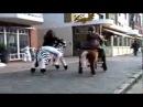 Игривые лошадки аттракцион