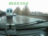 Шевролет с фурой Трасса УФА-Оренбург.AVI