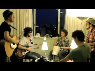 Pumped Up Kicks - Sabonetes + Banda Mais Bonita (San Raphael Sessions)