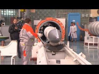 Производство ракет для С-400.