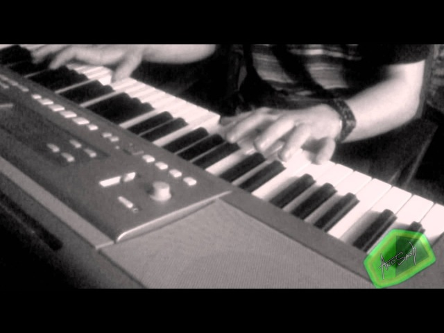 Celine Dion - My Heart Will Go On soundtrack from Titanic cover on piano by AndSash