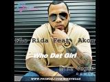 Flo Rida Feat. Akon - Who Dat Girl (Mike Vegas Radio Edit)
