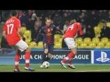 FC Barcelona - Els driblings dIniesta contra lSpartak