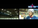 СКА-ТВ: Утренняя тренировка СКА в Москве
