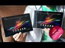 «Самый-самый» Sony Xperia Tablet Z в видео обзорe от nomobile