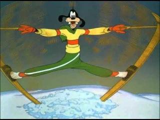1941 Goofy The Art of Skiing