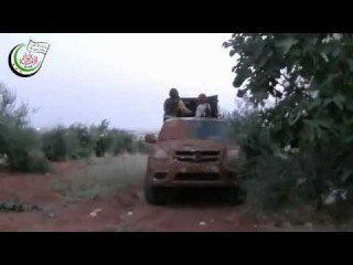 30 8 Idlib أوغاريت ادلب , عملية مطار تفتناز العسكري