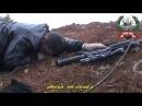 Keskin Nişancı Terörist Suriye Halk Ordusu Keskin Nişancısı Tarafından Avlanıyor 20 02 2013