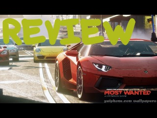 Обзор на игру NFS Most Wanted a Criteron Game MITYAICH2
