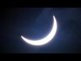 Жители северного побережья Австралии чуть было не перепутали день с ночью - Первый канал