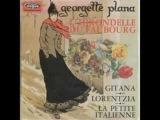 Georgette Plana les papillons de nuit