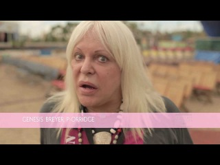 Genesis Breyer P-Orridge on Adelaide Festival