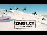 Český snowboardivý diktát - Honza Nečas a Petr Horák