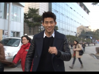 130227 | Taecyeon at Korea University Graduate School of International Studies Orientation [2]