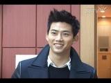 130227 | Taecyeon at Korea University Graduate School of International Studies Orientation