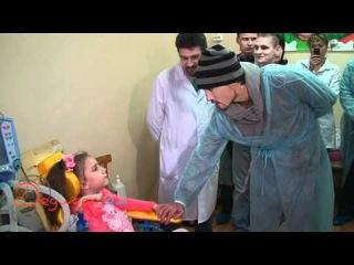 Дима Билан в гостях у маленькой пермячки Алисы