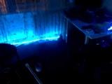 Тест подсветки в домашних условиях, если заморочитьтся и поставить датчик реагирующий на звук то очень круто можно сделать =)