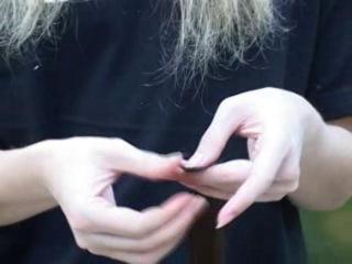 Ленточное наращивание волос One Touch: коррекция наращивания