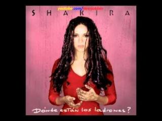 Shakira (1998) - Dónde Están los Ladrones - High Quality MP3 320Kbps