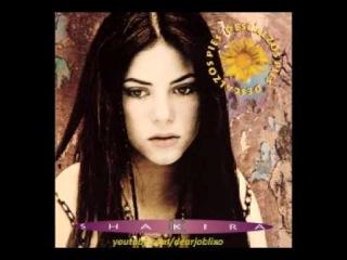 Shakira (1996) - Pies Descalzos - High Quality MP3 320Kbps