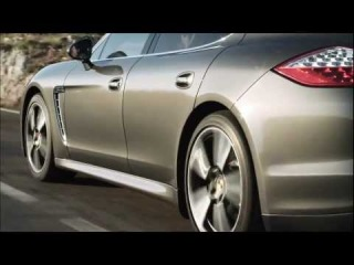 2011/2012 Porsche Panamera Turbo S (Official Media)