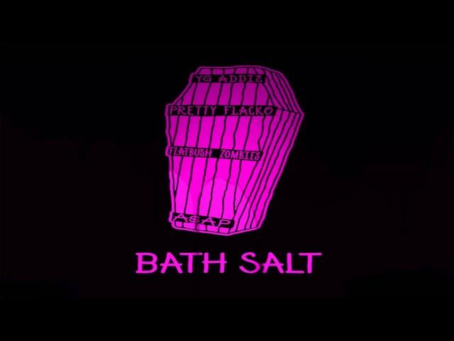 A$AP Mob x Bath Salt (Chopped Screwed)