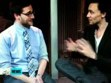 Tom Hiddleston MTV interview
