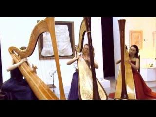 Chariots of Fire - Espressivo (harp cover)