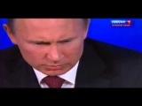 Спасибо Вова! Неудобный вопрос Путину про Сердюкова