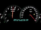 Corvette ZR1 0-330 km/h (Motorsport)