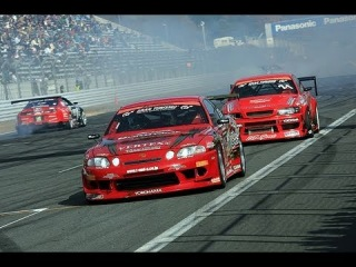 【The DRIFT】in Fuji Speedway