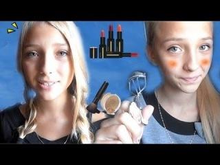 Show for girls # 6 (Макияж в школу для подростков)