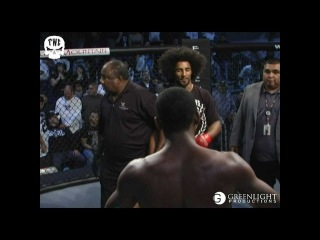Jaime Yager vs Marcus Gaines