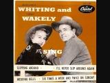 Margaret Whiting and Jimmy Wakely - Slipping Around (1949)