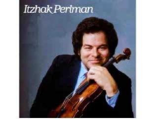 Itzhak Perlman Meditación de Massenet Audiofoto