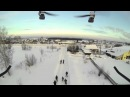 Octocopter S802 Sony PMW 200 GoPro HD HERO3